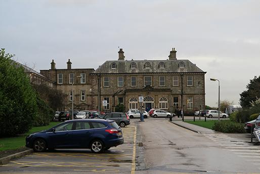Wrightington病院01