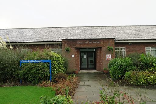 Wrightington病院02